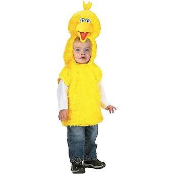 Yellow Bird Toddler Costume