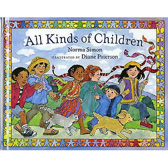 All Kinds of Children by Simon Norma - 9780807502815 Book