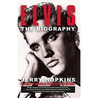 Elvis (2nd) by Jerry Hopkins - 9780859654548 Book