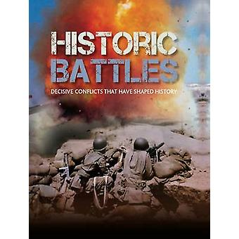 Historic Battles with Map - 9781445439662 Book