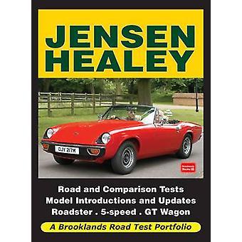 Jensen Healey Road Test Portfolio by R. M. Clarke - 9781855208995 Book