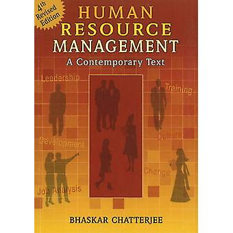 Human Resource Management - A Contemporary Text (4th Revised edition)