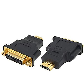 DVI-D Female to HDMI Male Adaptor