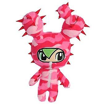 Aurora mundo Tokidoki Sabochan pelúcia, Pink
