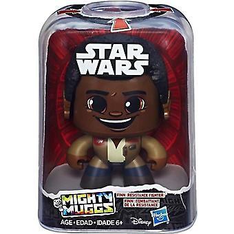 Star Wars Mighty Muggs, Finn (Resistance Fighter)