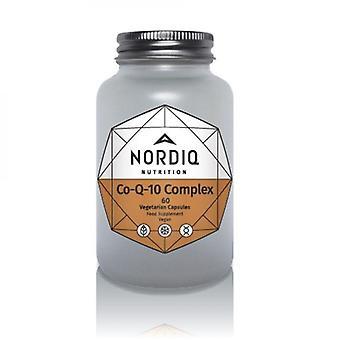 NORDIQ Nutrition COQ-10 Complex Vegicaps 60