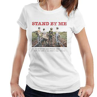 Stand By Me Friends Women's T-Shirt