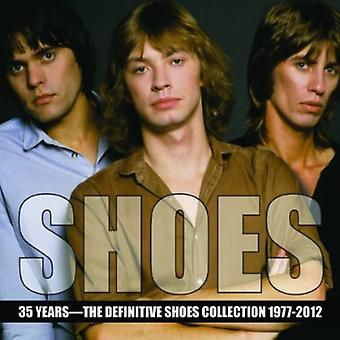 Shoes - 35 Years-the Definitive Shoes Collection 1977-2012 [CD] USA import