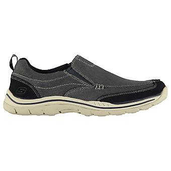 Skechers Mens Expected Tomen Casual Shoes Training Sport Sneakers