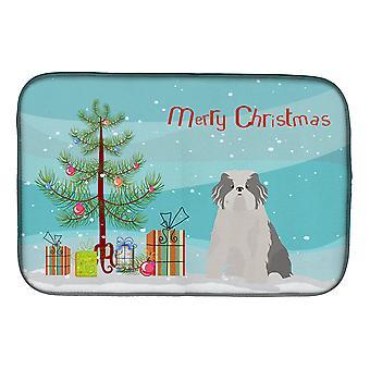 Odis Odessa Haus Ideal Hund Weihnachtsbaum Schale Trocknen Matte