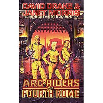 The Fourth Rome (ARC Riders Series #2)