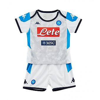 2019-2020 Napoli Kappa Third Football Kit (Kinder)