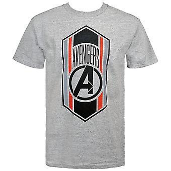 Avengers Endgame Quantum Armor Badge miesten ' s T-paita