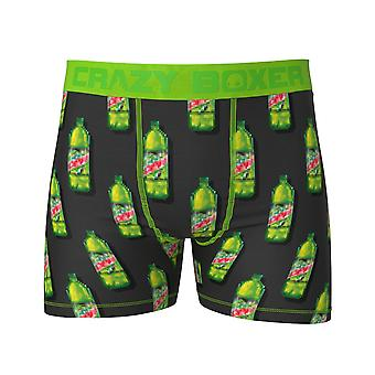 Mountain Dew Bottles Boxer Briefs