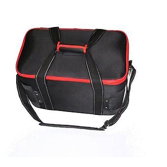 BRESSER BR-C35 kleine Transportkoffer voor Studio Accessoires 35x28x25cm