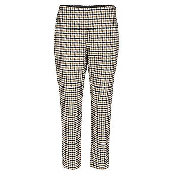 Karen By Simonsen Checked Trouser - Mashakb