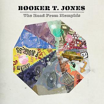 Booker T. Jones - importation des USA de la route de Memphis [Vinyl]
