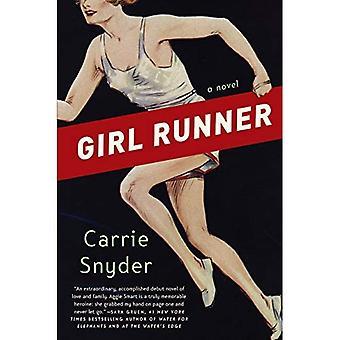 Mädchen-Runner