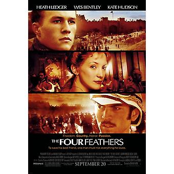 The Four Feathers (Double Sided Regular) (2002) Original Cinema Poster