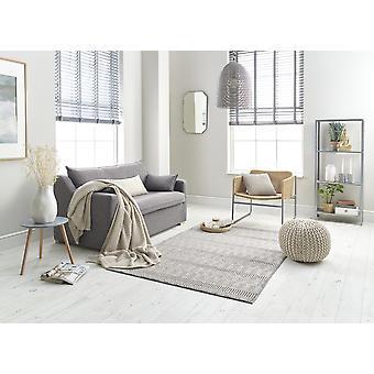 Schleife 7400B ANTH DARK GREY Rechteck Teppiche Plain/Fast einfache Teppiche