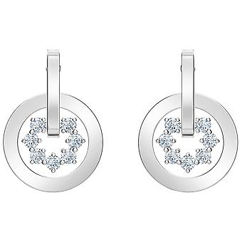 Swarovski Further Drop Pierced Earrings - 5499002