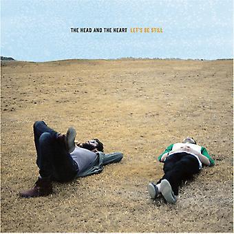 Head & the Heart - Let's Be Still [Vinyl] USA import