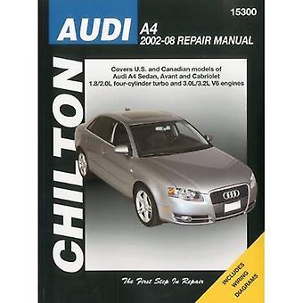 Audi A4: 2002 à 2008