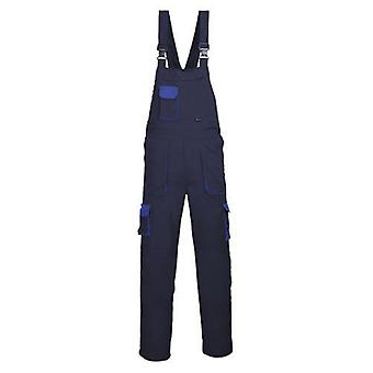 Portwest TX12 Texo Bib and Brace with Kneepad Pockets
