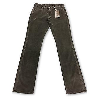 Agave Pragmatist corduroy jeans in washed brown