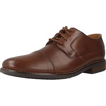 Chaussures clarks Dress Becken Cap Color Tan