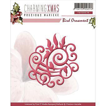 Vind het handelen kostbare Marieke sterven-Bird ornament, charmante kerst