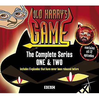Old Harrys Game The Complete Series One amp Two by Andy Hamilton & Read by Full Cast & Read by James Grout & Read by Jimmy Mulville & Read by Robert Duncan