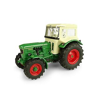 Deutz D6005 4WD with Cab Diecast Model Tractor