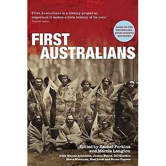 Eerste Australiërs Unillustrated door Rachel Perkins & Marcia Langton
