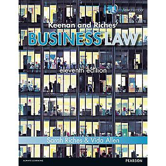 Keenan and Riches Business Law premium pack by Sarah Riches