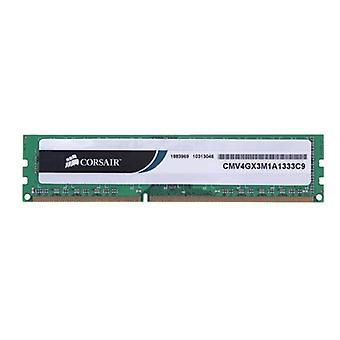 Corsair Value Select 4Gb 1X4Gb Ddr3 Dram Dimm 1333Mhz Unbuffered C9 1V
