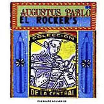 Augustus Pablo - El Rocker's [CD] USA import