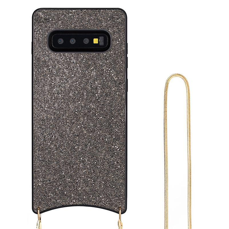 CaseGate phone chain for Samsung Galaxy S10 Plus phone chain necklace case cover