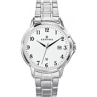 Certus Steel Watch 616386-miehet