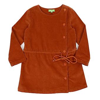 Lily Balou dress Lucille Biscuit Brown