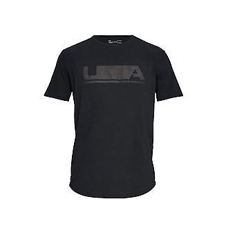 Under Armour Versa Tee 1322952001 universell sommar män t-shirt
