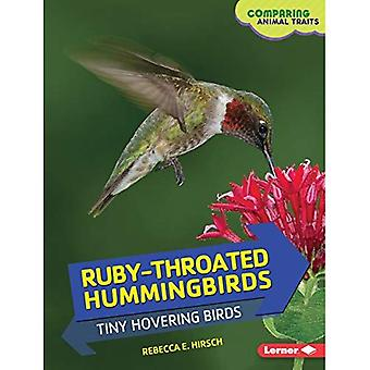 Ruby-Throated Hummingbirds: Tiny Hovering Birds (Comparing Animal Traits)