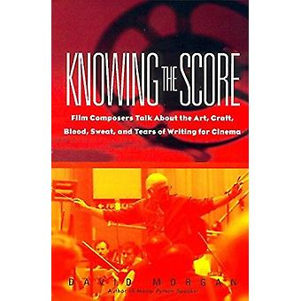Knowing the Score by Morgan & David