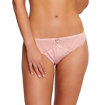 LingaDore 5026B-182 Women's Portmany Dusty Pink Lace Knickers Panty Full Brief