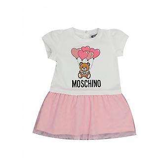 Moschino Heart Balloon Net Dress