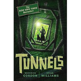 Túneles (escuela de Turtleback &; biblioteca encuadernación edición)