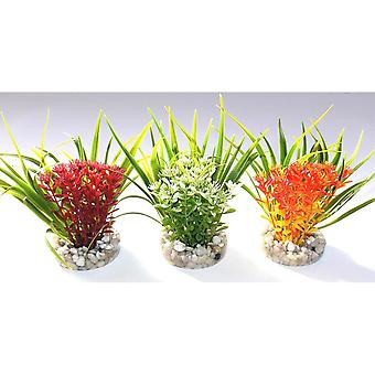 Sydeco Amazonian Flower (Fish , Decoration , Artificitial Plants)