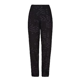 TIGI Arrow Print  Black Trousers