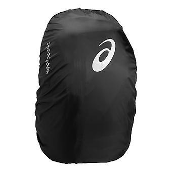 Asics LiteShow Backpack Bag Rain Cover - Black