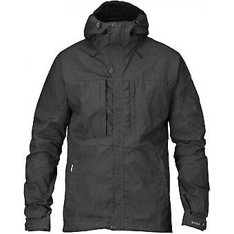 Fjallraven Skogso Jacket - cinza escuro